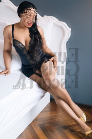 Janita massage parlor & escort girl